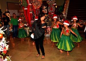 Kauai Festival of Lights image