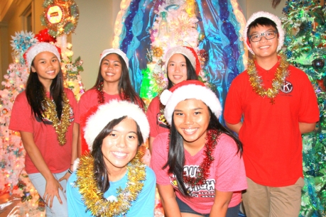 Kaua'i Festival of Lights - Docents