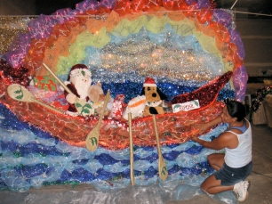 Santa's Gone Kauaiian