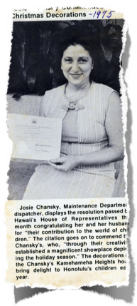 Josie-Award
